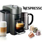 Testa Nespresso och vinn mat för 10.000 kr