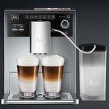 Testa den fantastiska Melitta Caffeo CI kaffemaskinen och behåll den