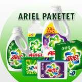 Testa olika Ariel produkter och behålla dem efteråt