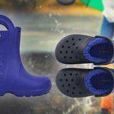 Vinn 8 par skor från Crocs