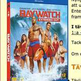 Vinn Baywatch på Blu-Ray