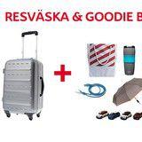 Vinn Citroen resväska och goodie bags