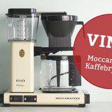 Vinn Moccamaster kaffebryggare