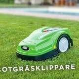 Vinn Robotgräsklippare och Strollerpaket från Bayer Garden