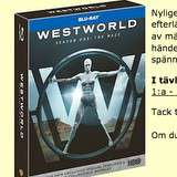 Vinn Säsong 1-boxen av Westworld på Blu-Ray