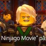 Vinn The Lego Ninjago Movie på blu-ray
