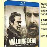 Vinn The Walking Dead - Säsong 7 på Blu-Ray