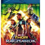 Vinn Thor Ragnarök på blu-ray