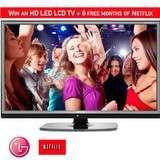 Vinn Vinn en LG LED LCD TV och gratis Netflix
