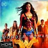Vinn Wonder Woman på blu-ray