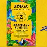 Vinn ZOÈGAS nya sommarkaffe Brazilian Summer