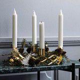 Vinn adventsljusstake från Rosendahl till jul