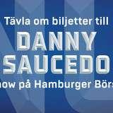Vinn biljetter till Danny Saucedo show