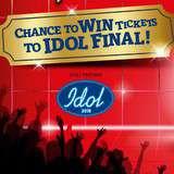 Vinn biljetter till Idol finalen den 7 dec