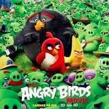 Vinn biobiljetter till Angry Birds Movie i 3D