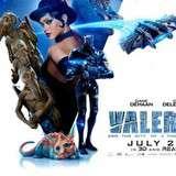 Vinn biobiljetter till Valerian