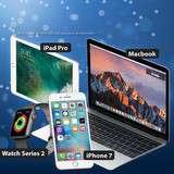 Vinn det stora Apple paketet