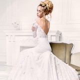 Vinn din dröm brudklänning