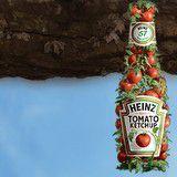 Vinn din egen ketchup och Heinz prylar