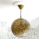 Vinn en FLOWERBALL lampa från By Rydé