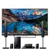 Vinn en Sony Smart TV med blu-ray hemmabio
