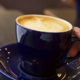 Vinn en årsförbrukning kaffe