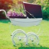 Vinn en barnvagn