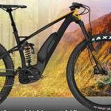 Vinn en elektrisk mountainbike