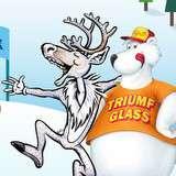 Vinn en glassig fjällweekend el 10 liter glass