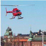 Vinn en helikoptertur i julklapp