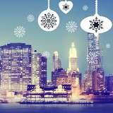 Vinn en julshoppingresa till New York