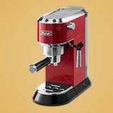 Vinn en kaffemaskin