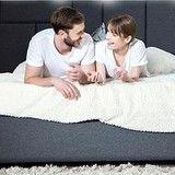 Vinn en lyxig säng