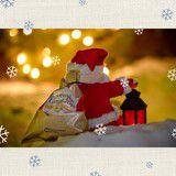 Vinn en mysig saccosäck med ditt julrim