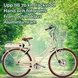 Vinn en ny elcykel