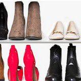 Vinn en ny shoedrobe med skor för ett helt år