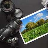 Vinn en resa och fotoprodukter