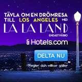 Vinn en resa till LA med LA LA Land och Hotels.com