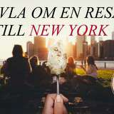 Vinn en resa till New York