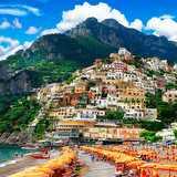 Vinn en resa till Positano i Italien