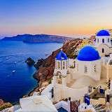 Vinn en resa till Santorini, Grekland