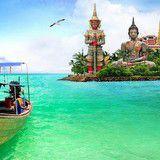 Vinn en resa till Thailand för 4 personer