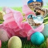 Vinn en romantisk resa i påsk