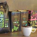Vinn ett Fairtrade-kit med kaffe och teprodukter