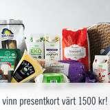 Vinn ett Lidl presentkort för 1.500 kr