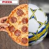 Vinn ett årskort till ditt favoritlag och en massa pizzor