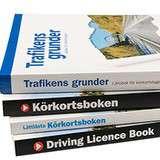 Vinn ett bokpaket för körkort