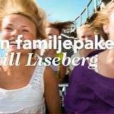 Vinn ett familjepaket till Liseberg för 4 pers