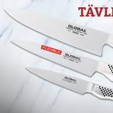 Vinn ett knivset från Global