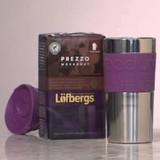 Vinn ett paket Prezzo Mörkrost och en Travel press från Bodum